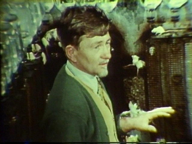 John B Calhoun – Medicine on Screen